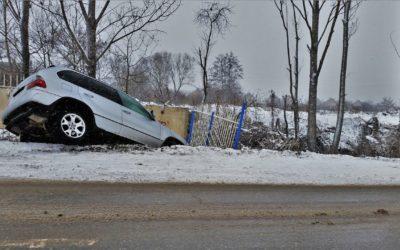 Újma na zdraví po autonehodě